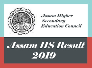 Assam HS Results 2019, AHSEC 12th Results 2019, AHSEC Result Online, AHSEC Results 2019