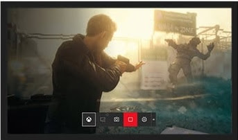 Windows Game Bar improved To full-screen support