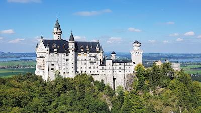 Il castello delle fiabe di Neuschwanstein