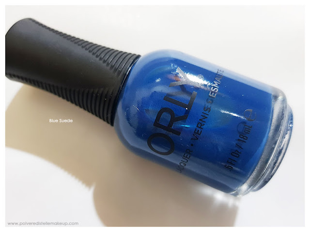 Blue Suede Velvet Dream Orly