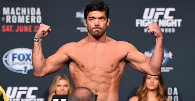 Em busca de uma vitória, Lyota Machida enfrenta Eryk no UFC