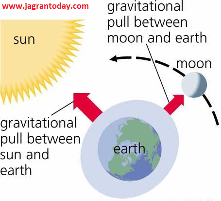How Gravitational Force Works