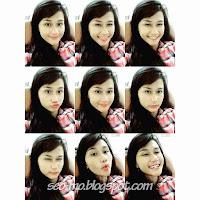 Photo Selfie Hayati Sumedang DA3 Indosiar