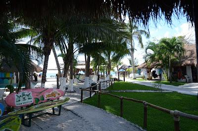 Praia da Uva - Cozumel
