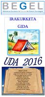 BEGEL UDA 2016