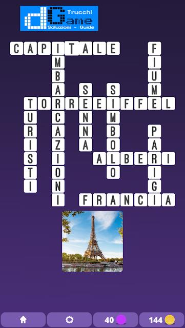Soluzioni One Clue Crossword livello 10 schemi 10 (Cruciverba illustrato)  | Parole e foto