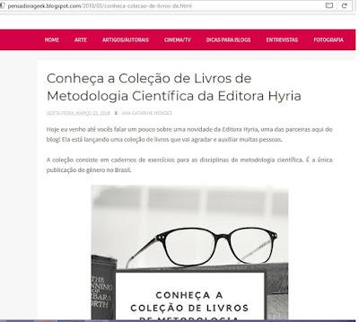 http://pensadorageek.blogspot.com/2018/03/conheca-colecao-de-livros-de.html