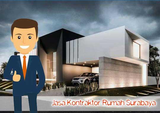 Jasa Kontraktor Rumah Surabaya