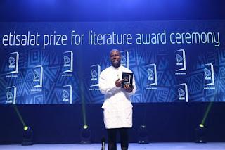 Jowhor Ile wins Etisalat Literature Prize