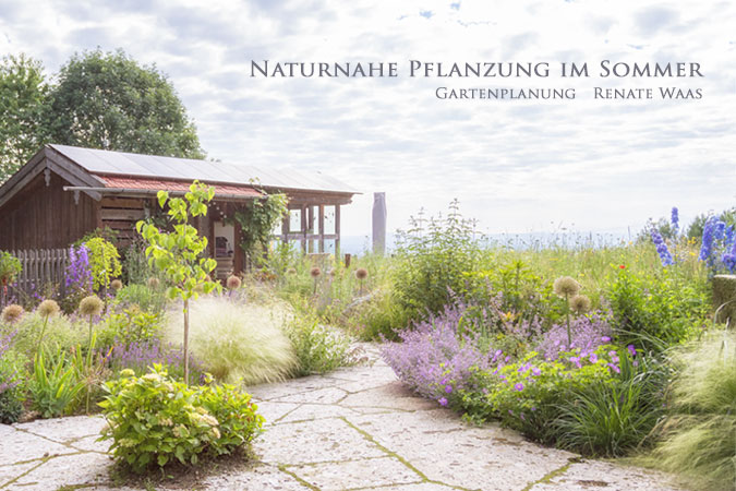 Gartenblog Zu Gartenplanung, Gartendesign Und Gartengestaltung ... Garten Gestaltung Fruhling Sommer