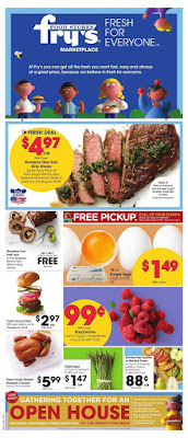 Fry's Food Weekly Ad