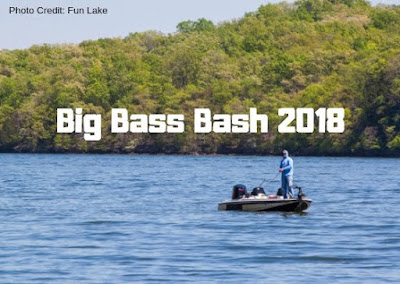 REEL IN THE BIG ONE - Big Bass Bash 2018