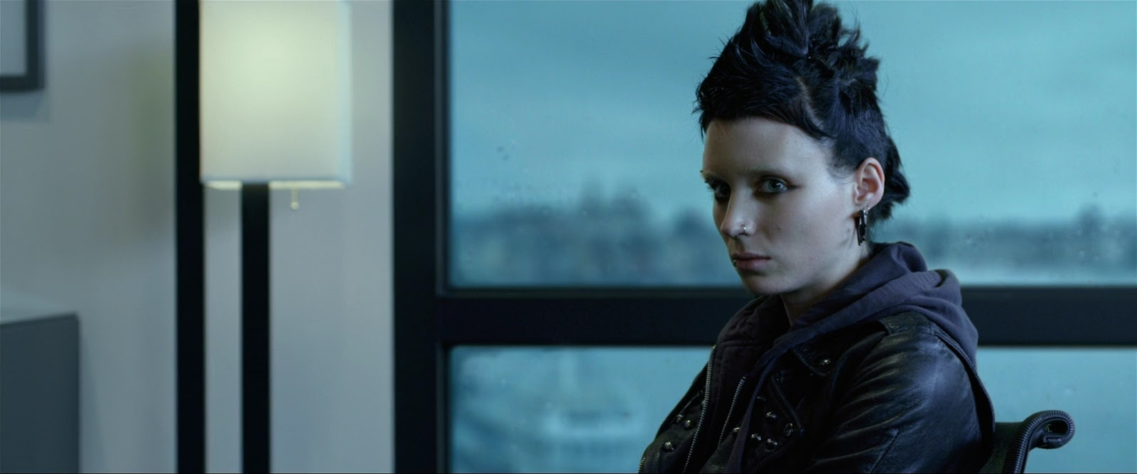 The Girl With The Dragon Tattoo (2011) 4