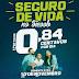 Associados do Sicoob Sertão poderão contratar Seguro de Vida por apenas R$ 0,84 o dia até 10 de novembro