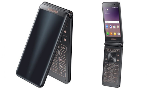 Samsung Galaxy Folder 2 Features - Flip Phone With Android OS