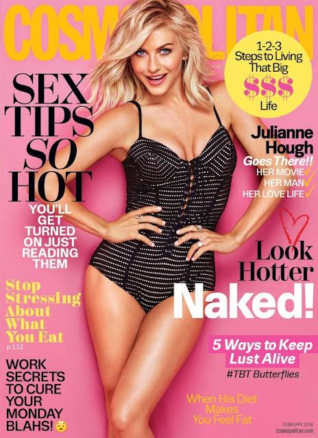 Julianne Hough – Cosmopolitan Magazine