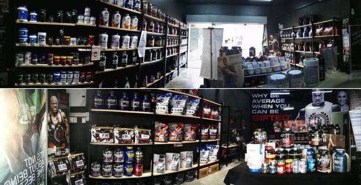 Kedai jual produk whey protein murah di Malaysia