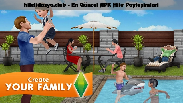 the sims freeplay hile apk