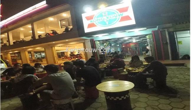 Kongkouw Cafe Tempat Nongkrong Serta Wisata Kuliner Bekasi