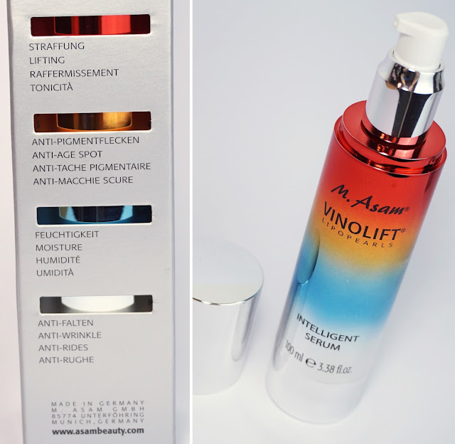 M. Asam - VINOLIFT® Intelligent Serum