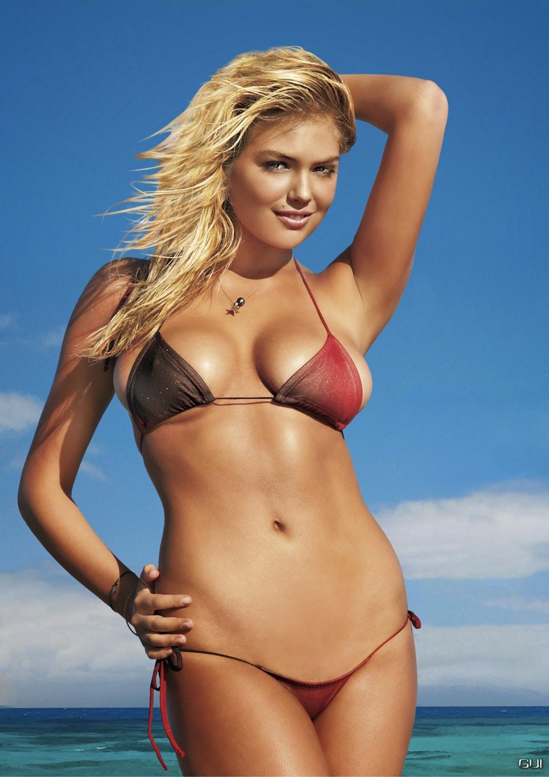 swimsuit Bikini model and
