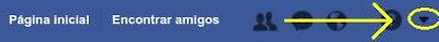 Como excluir temporariamente o Facebook