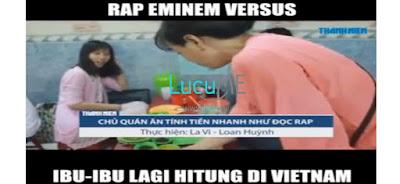 Ibu-ibu Asal Vietnam Ini Adu Nge-Rap dengan Eminem, Warbiyasah!