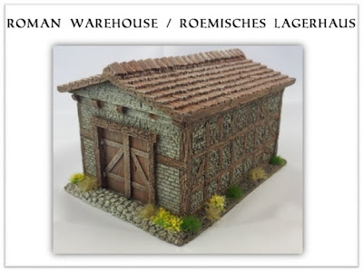 Warehouse resin printed/casted (15mm scale, 10 EUR) picture 2