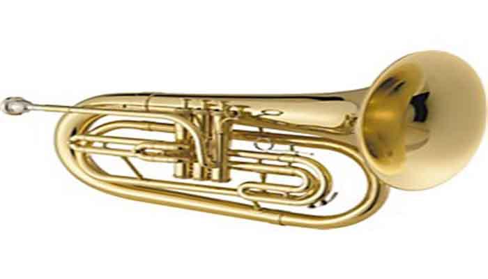 Alat Musik Marching Baritone