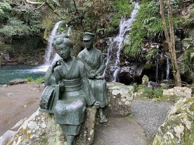 伊豆の踊子像