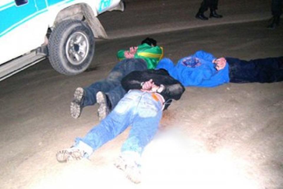 Choque y seis detenidos por ebriedad