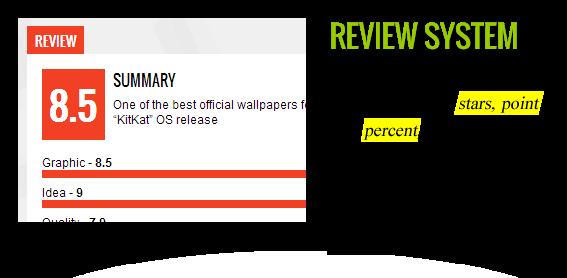 Review System - Maginess – Flexible Magazine WordPress Theme