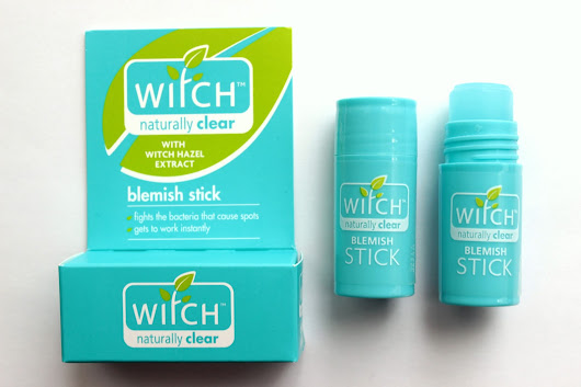 The Witch Blemish Stick - Review