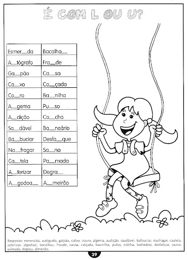 400 Atividades Gramatica Ortografia 3 4 5 Anos Lingua