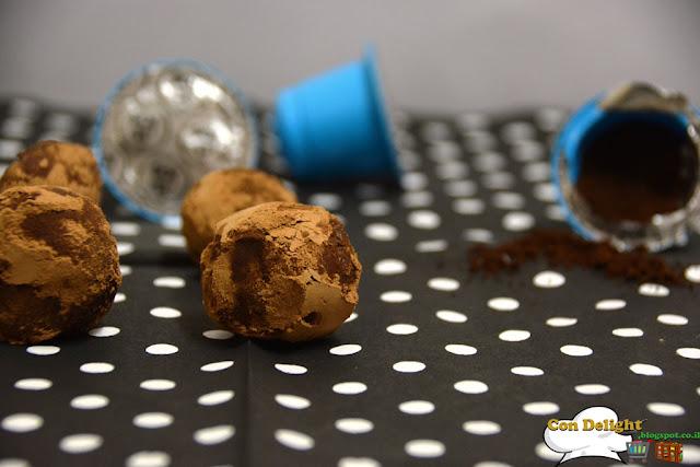 טראפלס שוקולד פיסטוק Chocolate pistachio truffle