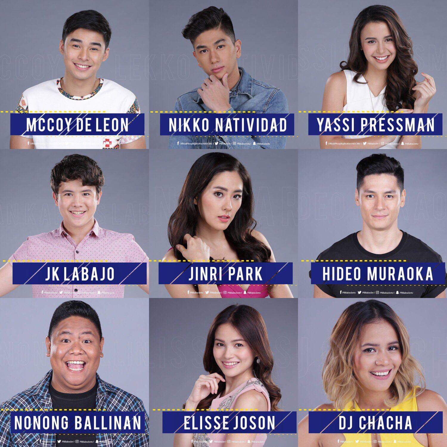 PBB Lucky Season 7 1st Nomination Night