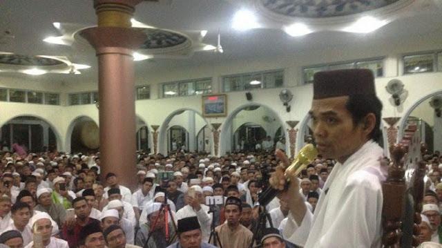 Ini Isi Ceramah Ustadz Abdul Somad Usai Didemo Ormas Bali. Beliau Blak-blakan Bicara Soal Ini
