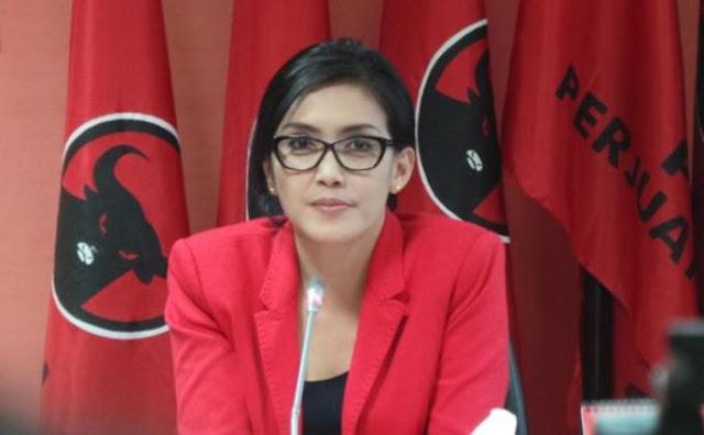 Rieke Diah Pitaloka 'Oneng', Jelang Pilkada 2017 dapat dukungan dari kader PDIP