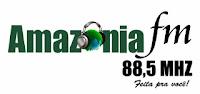 Rádio Amazônia FM de Novo Repartimento PA ao vivo
