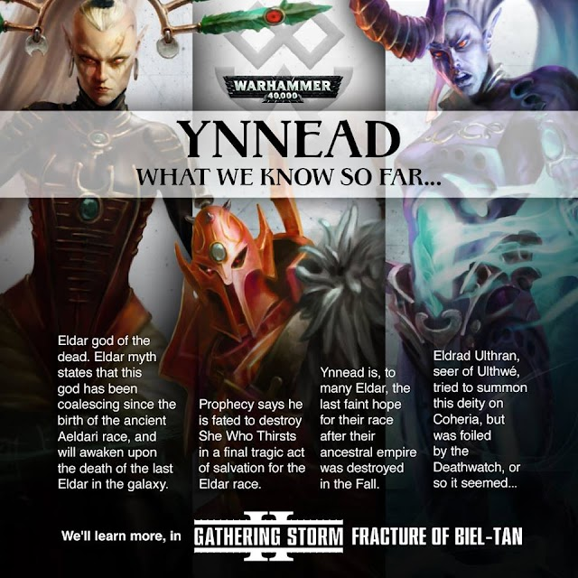 Ynnead, and what we are learning about her. White Dwarf Pics Included