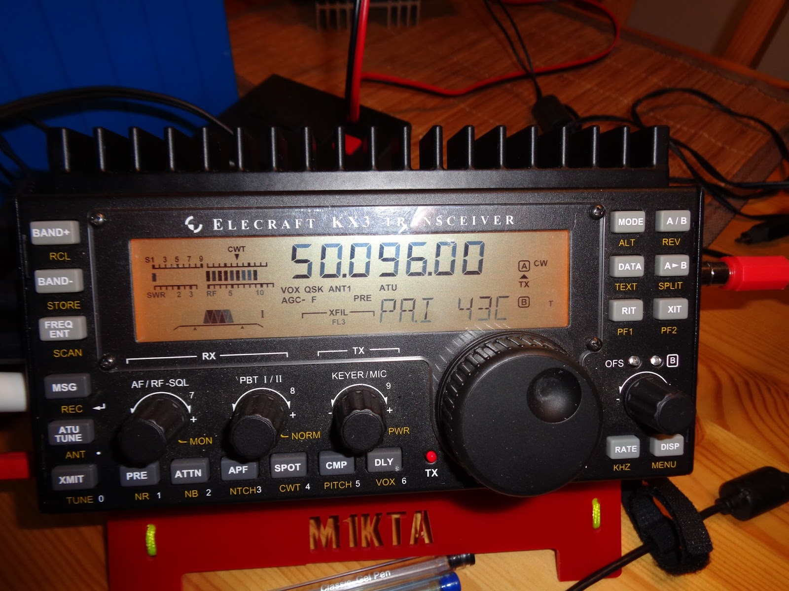 M1KTA's QRP ham radio blog: July 2015