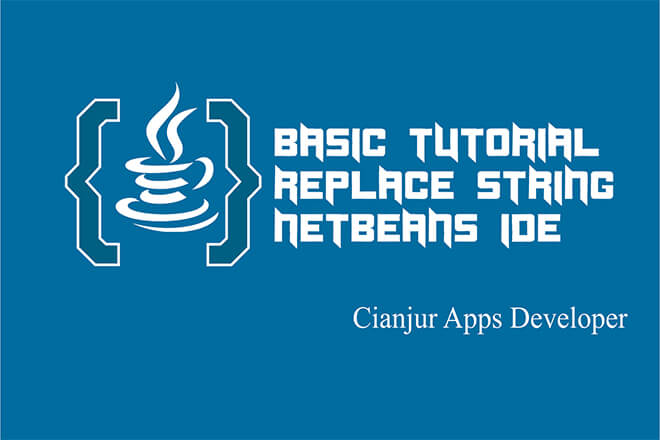 Belajar Mengenal Fungsi replace String pada Java