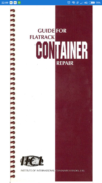 Guide For FlatRack Container Repair - .apk version