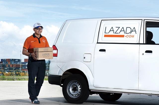 [跨境電商]電商 Lazada 四年橫掃東南亞六國的秘密