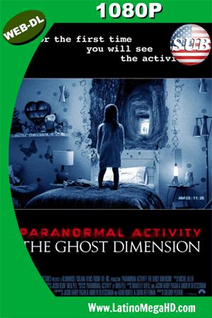 Actividad Paranormal: La Dimensión Fantasma (2015) Subtitulado HD WEB-DL 1080P ()