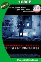 Actividad Paranormal: La Dimensión Fantasma (2015) Subtitulado HD WEB-DL 1080P - 2015