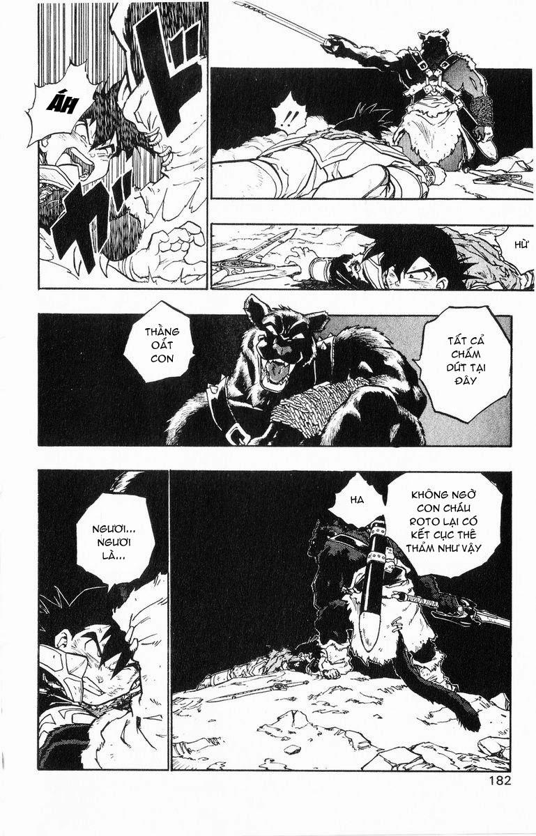 Dragon Quest: Emblem of Roto chapter 25 trang 68