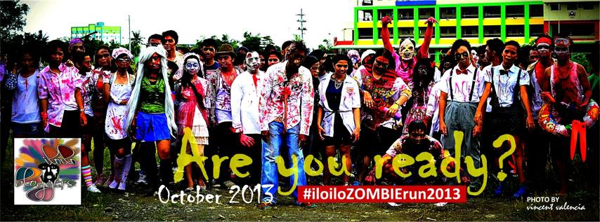 2nd Iloilo Zombie Run