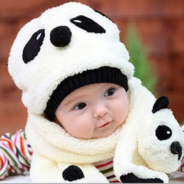 Cute Asian Baby HD Backgrounds Free Download