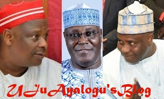2019: The Battle line…., Who Flies PDP Presidential Ticket, By Johnson Alile.